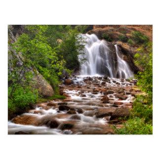 Helen Hunt Falls Postcard