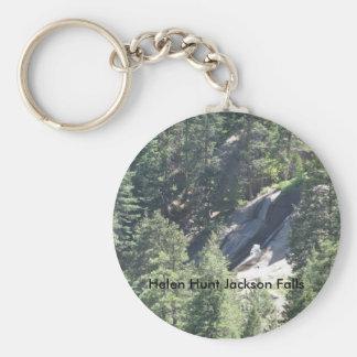 Helen Hunt Jackson Falls Keychain