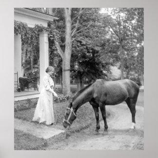 Helen Keller, 1907 Posters