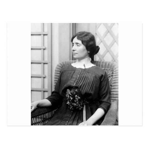 Helen Keller, 1913 Postcard