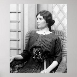 Helen Keller: 1913 Poster