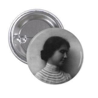 Helen Keller Pinback Buttons