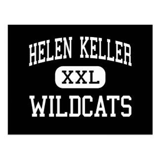 Helen Keller - Wildcats - Junior - Schaumburg Postcard
