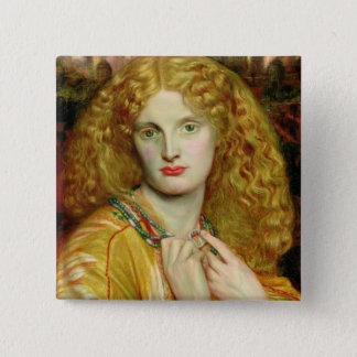 Helen of Troy, 1863 Pinback Button