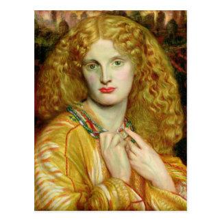 Helen of Troy, 1863 Postcard