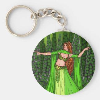 Helena Belly Dancer Keychain