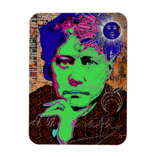 Helena Blavatsky Theosophy Occult Esoteric New Age Magnet