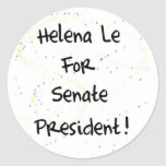 Helena Campaign Stickers