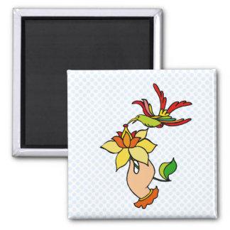 Helena Hummingbird Magnet