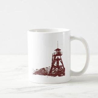 Helena MT Firetower Coffee Mug