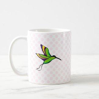 Helene Hummingbird mug