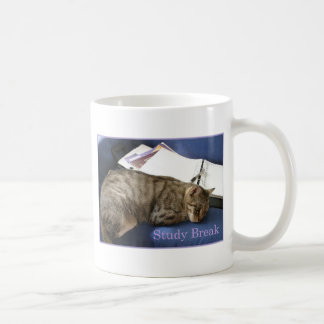 Helen's Study Break Coffee Mug