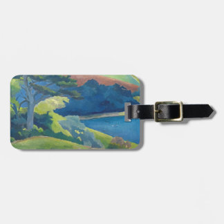 Helford Passage Cornwall Tag For Luggage