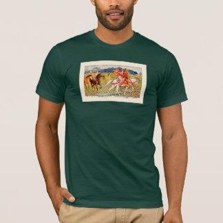 Helga Chooses Her Horse T-Shirt