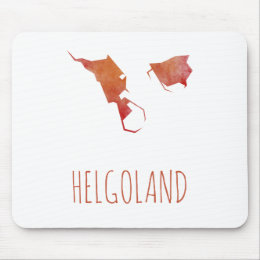 Helgoland Mouse Pad