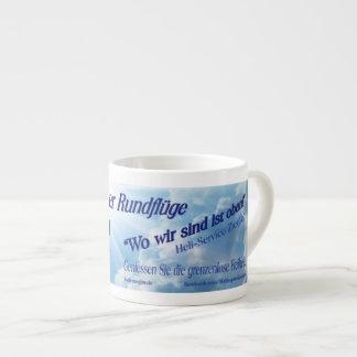 Heli coil Ziegler Espresso cup