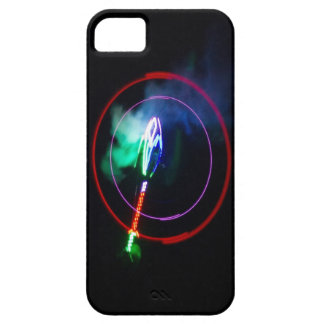Heli en el caso 2 del iPhone 5S de la noche iPhone 5 Case-Mate Coberturas