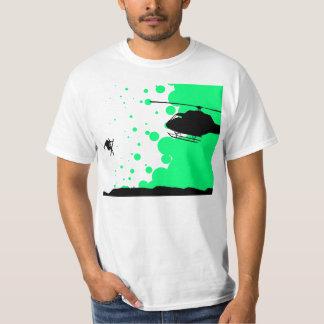 Heli Shot T Shirt