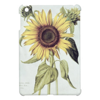 Helianthus Annuus from 'Velins du Roi Vol.36' Cover For The iPad Mini