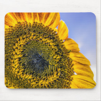 Helianthus Mouse Pad