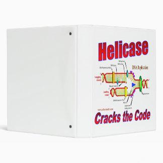 Helicase agrieta el código