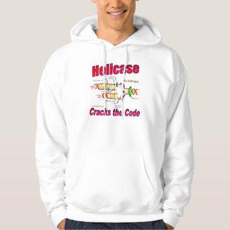 Helicase Cracks the Code Hooded Sweatshirt