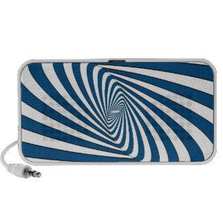 Helicoid (Blue) Doodle Speaker