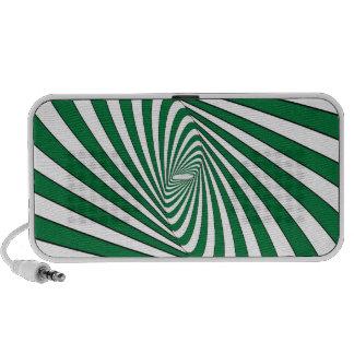 Helicoid (Green) Doodle Speaker