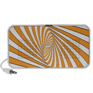 Helicoid (Orange) Doodle Speaker