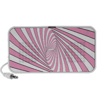 Helicoid (Pink) Doodle Speaker