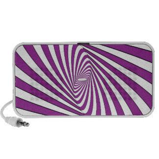 Helicoid (Purple) Doodle Speaker
