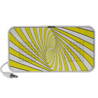 Helicoid (Yellow) Doodle Speaker