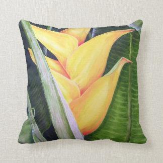 Heliconia Caribea Pillow