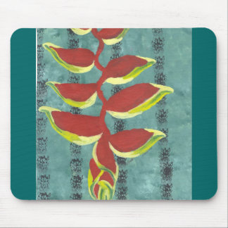 Heliconia Mouse Pad