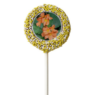 Heliconia Oreo Cookie Pop