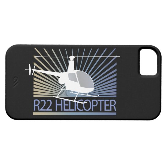 Helicopter Aircraft iPhone SE/5/5s Case