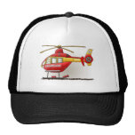 Helicopter Ambulance Hat