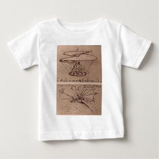 Helicopter and lifting wing tshirts