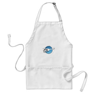HELICOPTER AND SKY APRONS