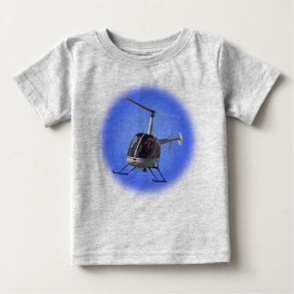 Helicopter Baby Shirts Infant Helicopter T-shirt