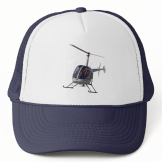 Helicopter Baseball Caps Helicopter Trucker Hat
