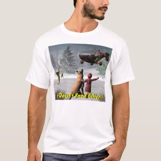 Helicopter Ben is Back T-Shirt