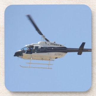 Helicopter Beverage Coaster