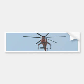helicopter bumper stickers