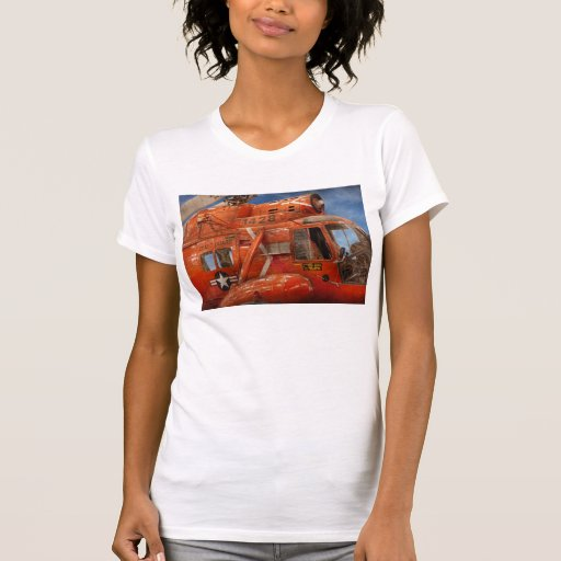 Helicopter - Coast guard helicopter T Shirt
