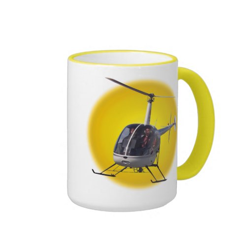 Helicopter Coffee Mug Cool Helicopter Cups Gifts Zazzle