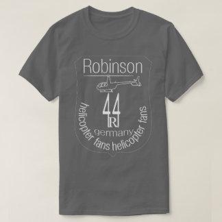 helicopter fans r44 - basic T-shirt for men