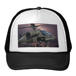 HELICOPTER FLYING OVER MUNICH TRUCKER HAT