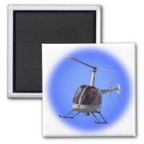 Helicopter Fridge Magnets & Helicopter Keepsakes