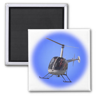 Helicopter Fridge Magnets & Helicopter Keepsakes